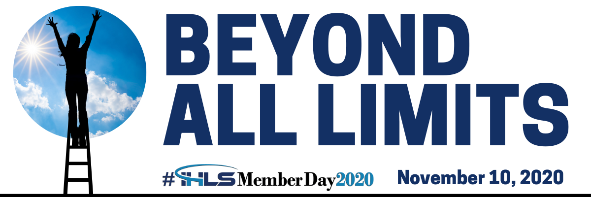 BEYOND ALL LIMITS - #IHLSMemberDay2020 November 10, 2020.