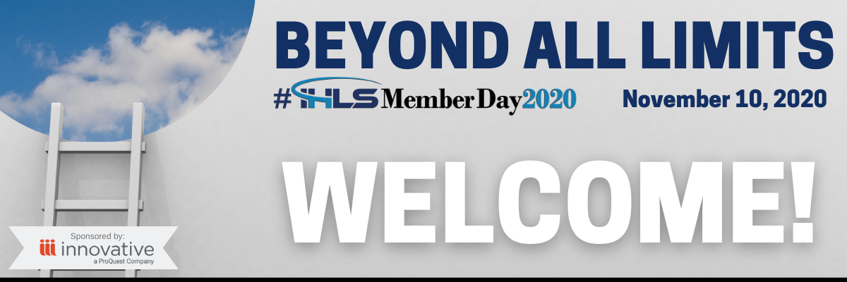 Welcome@ IHLS Member Day Beyond All Limits sponsored by Innovative