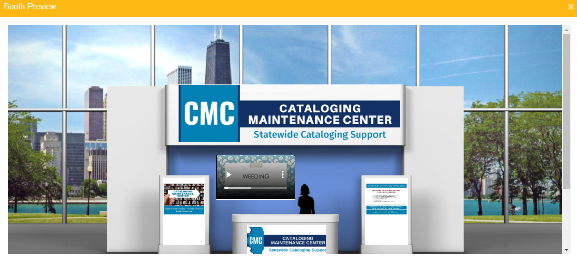 CMC Cataloging Maintenance Center - Statewide Cataloging Support.